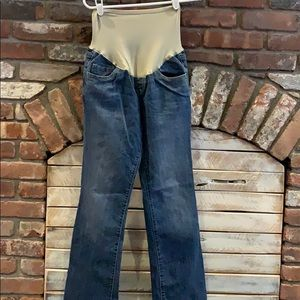 Old Navy Maternity Boot Cut Jeans